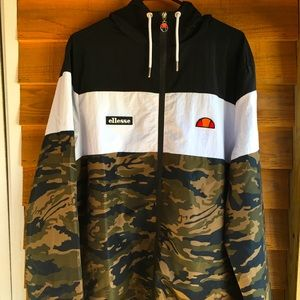 Ellesse Hoody Full Zip Jacket
